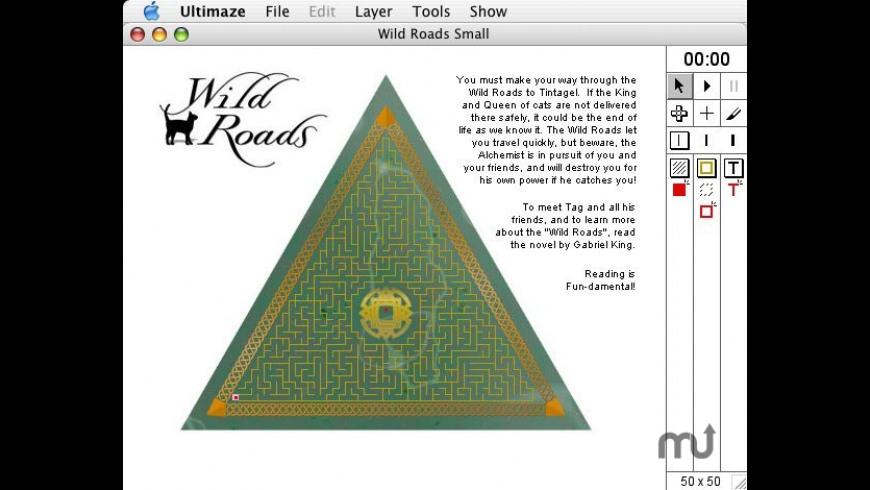Ultimaze for Mac - review, screenshots