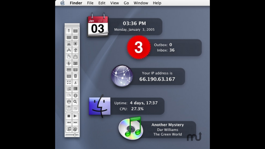 FinderPal for Mac - review, screenshots