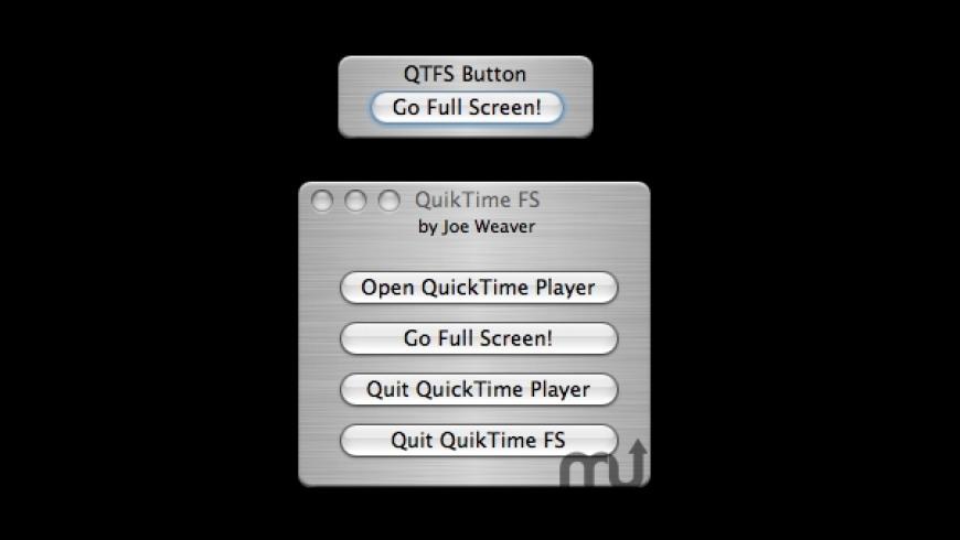 QuikTime FS for Mac - review, screenshots