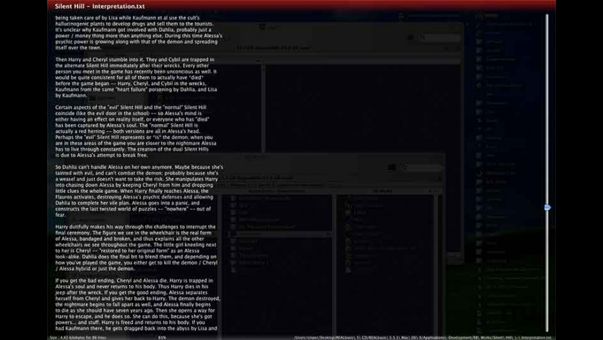 Lectura for Mac - review, screenshots