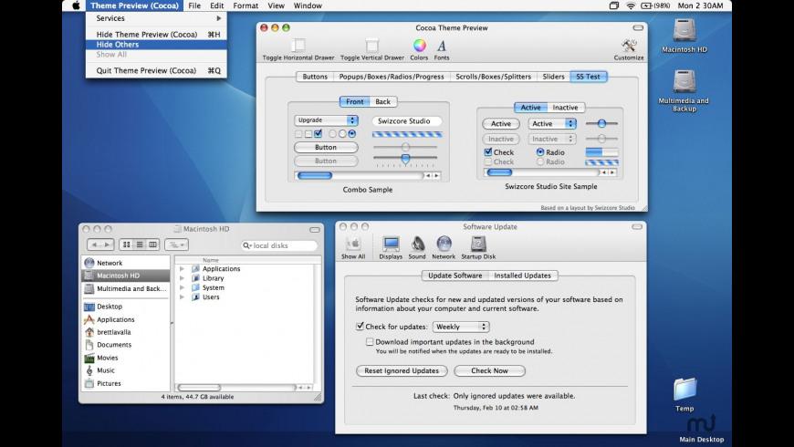 One for Mac - review, screenshots