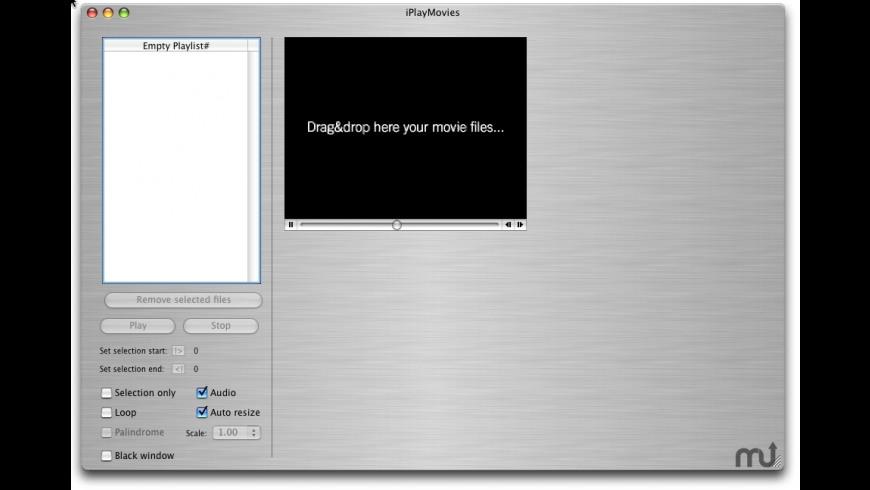 iPlayMovies for Mac - review, screenshots