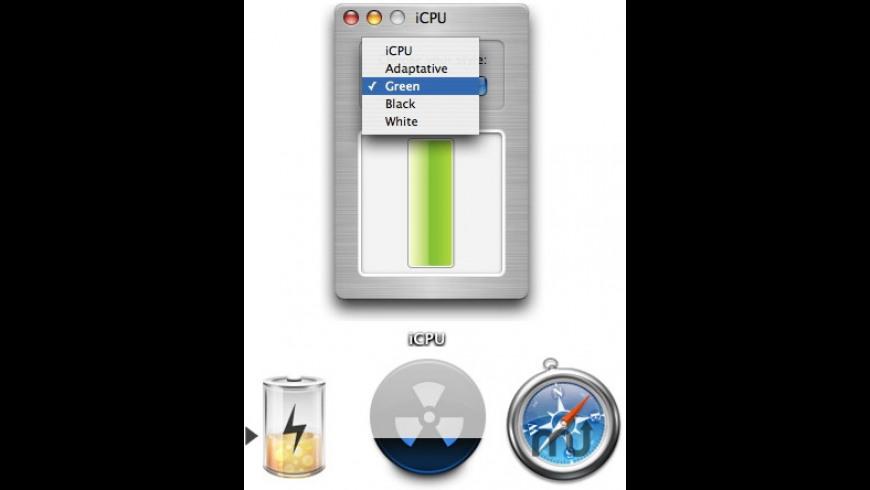 iCPU for Mac - review, screenshots