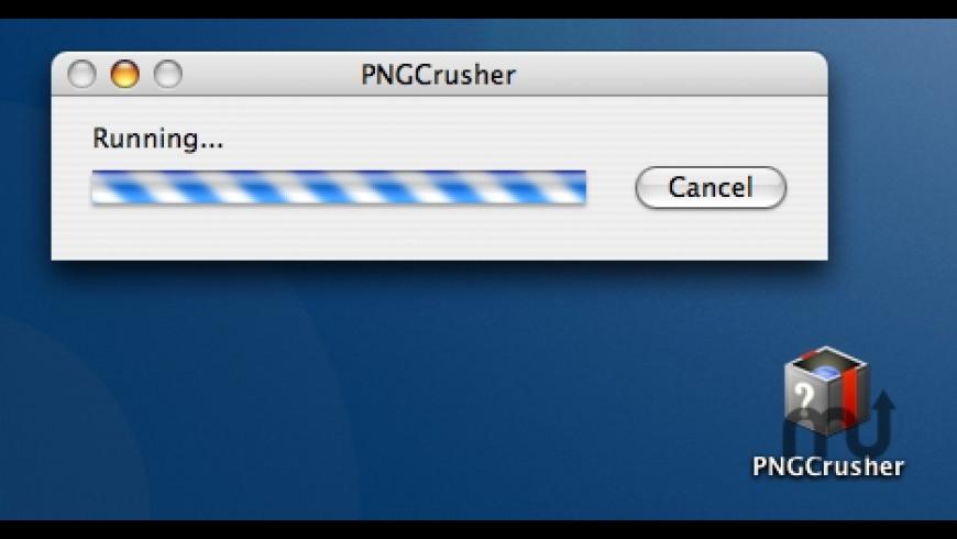 PNGCrusher for Mac - review, screenshots