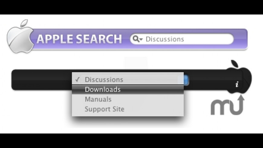 Apple Search for Mac - review, screenshots