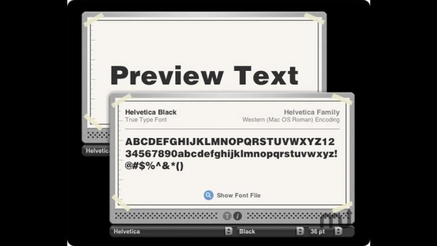 Type Cast for Mac - review, screenshots