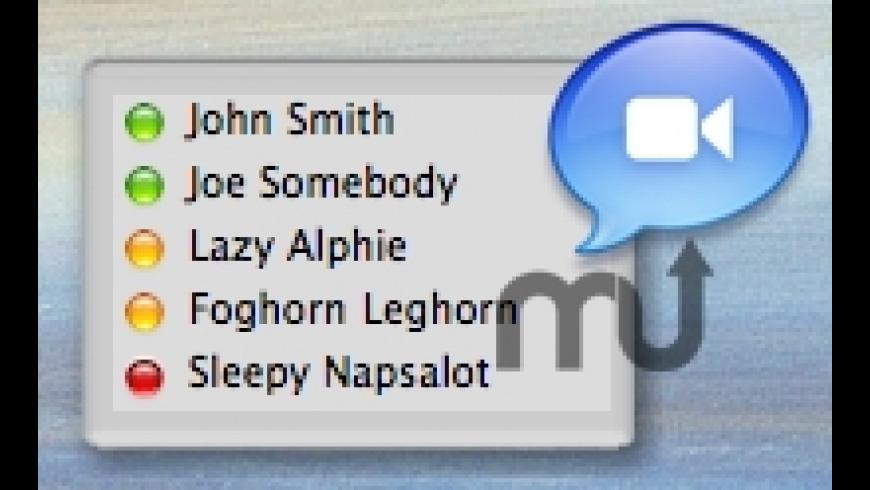 iChatWidget for Mac - review, screenshots
