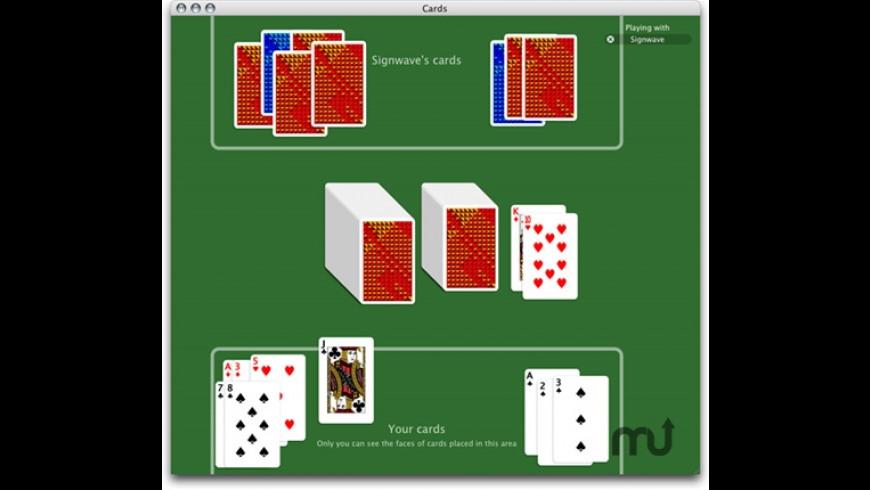Joueur for Mac - review, screenshots
