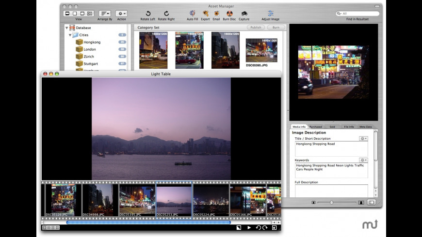 Mediaboard ONE for Mac - review, screenshots