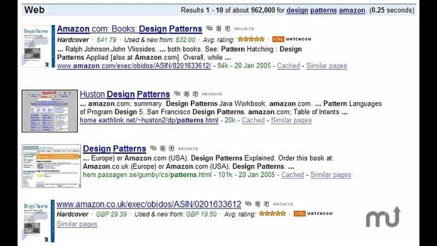 BetterSearch for Mac - review, screenshots