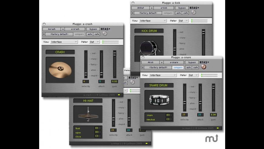 a-kit for Mac - review, screenshots