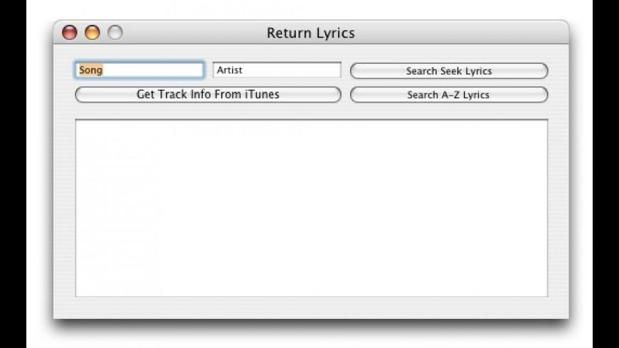 VZTextR for Mac - review, screenshots