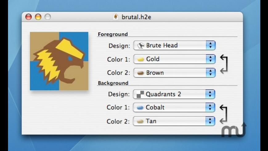 Emblem Designer for Mac - review, screenshots