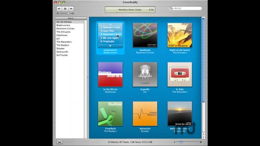 CoverBuddy for Mac - review, screenshots