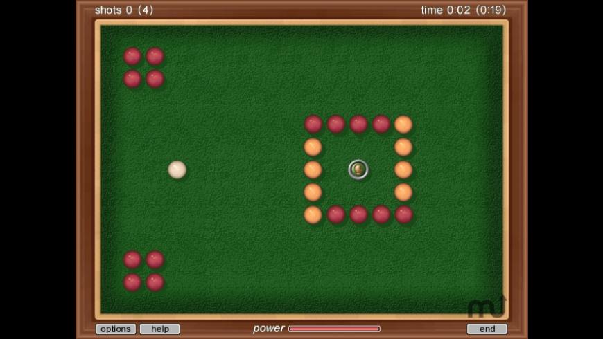 Digi Pool for Mac - review, screenshots