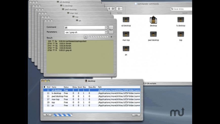 Commander for Mac - review, screenshots