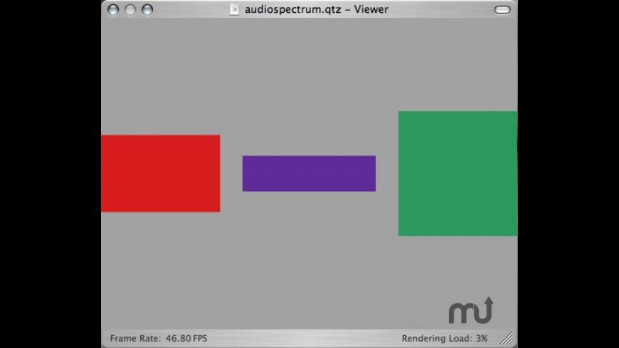 audiospectrum for Mac - review, screenshots