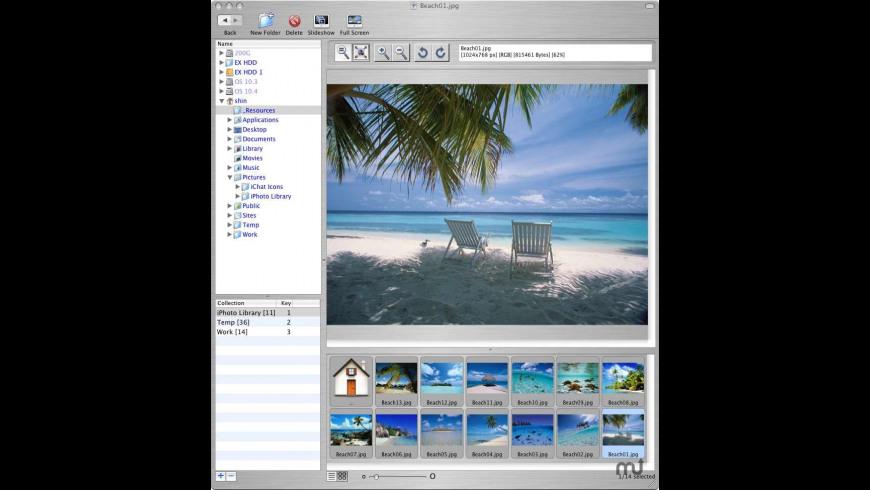 ImagePlus for Mac - review, screenshots