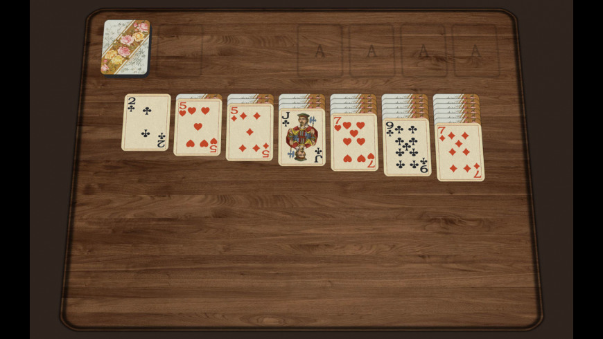 Solitaire 3D for Mac - review, screenshots