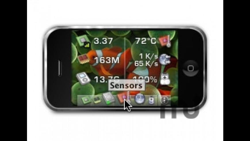 miniStat2 for Mac - review, screenshots