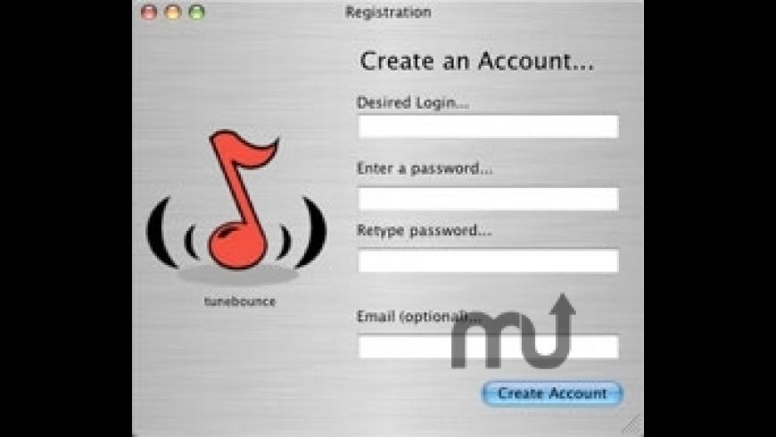 tunebounce for Mac - review, screenshots