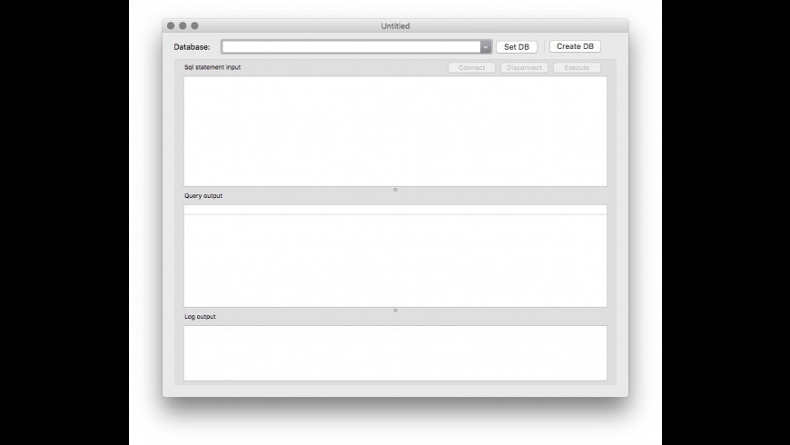 SqliteQuery for Mac - review, screenshots