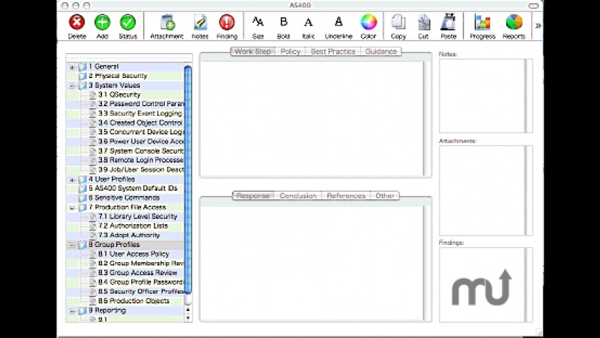 WorkPapers for Mac - review, screenshots
