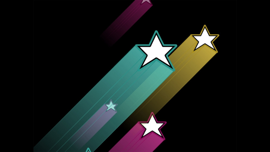 Supastar Screensaver for Mac - review, screenshots