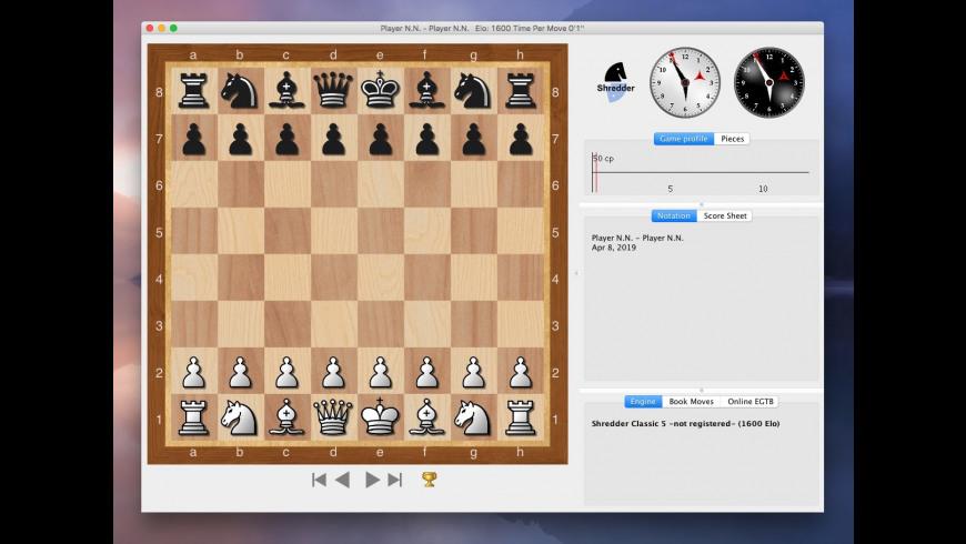 Shredder Classic 5 for Mac - review, screenshots