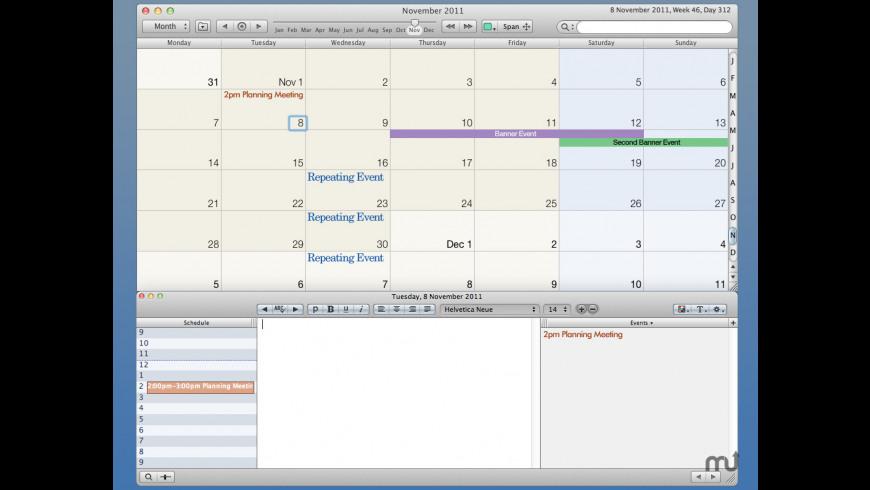PreMinder for Mac - review, screenshots