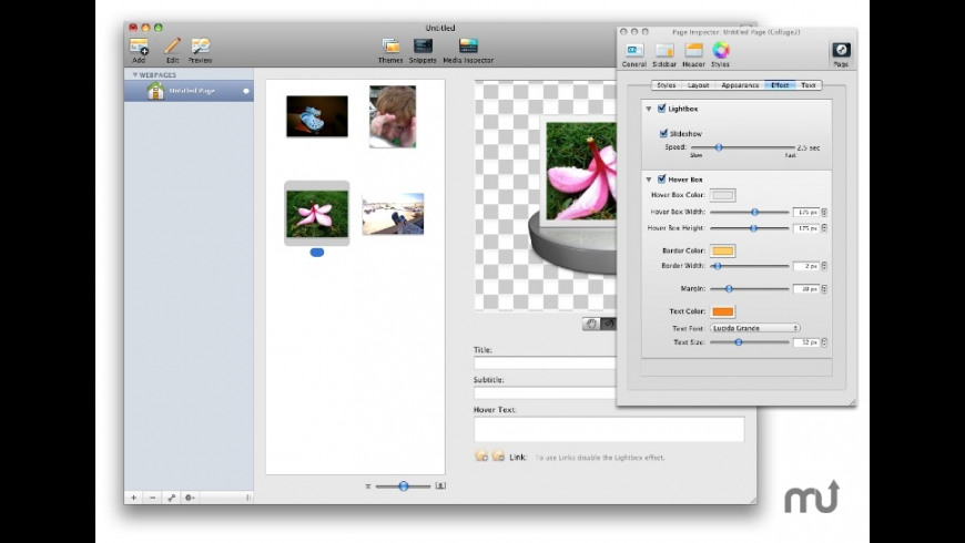 Collage for Mac - review, screenshots