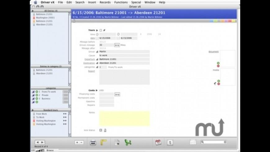 INtex Driver vX for Mac - review, screenshots
