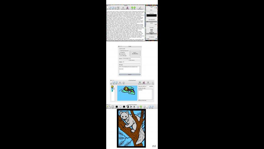 KidOffice for Mac - review, screenshots