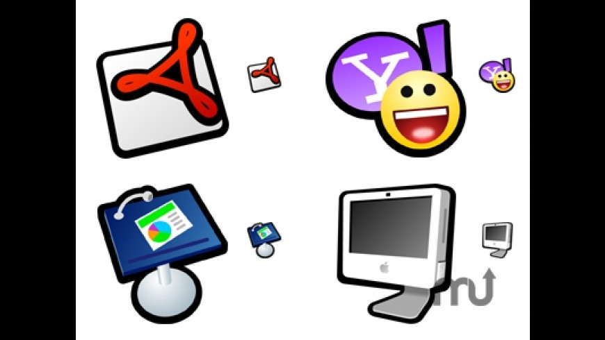 Smoothicons for Mac - review, screenshots
