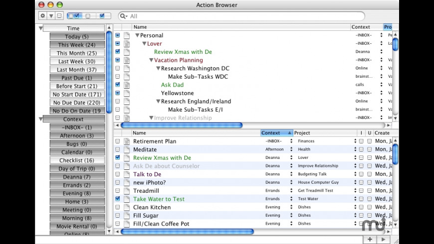 Frictionless for Mac - review, screenshots