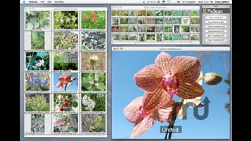 PicScan for Mac - review, screenshots