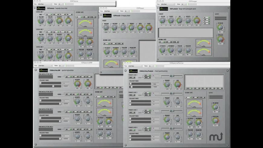 COModPack for Mac - review, screenshots