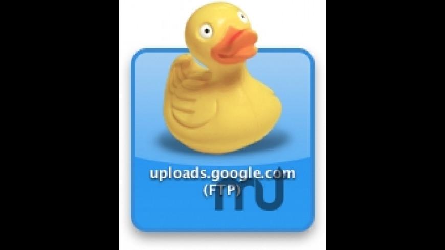 Cyberduck Upload for Mac - review, screenshots