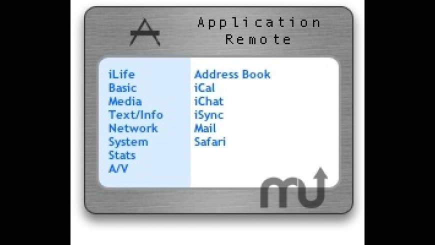 App Remote for Mac - review, screenshots