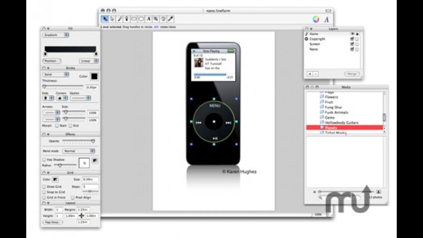Lineform for Mac - review, screenshots