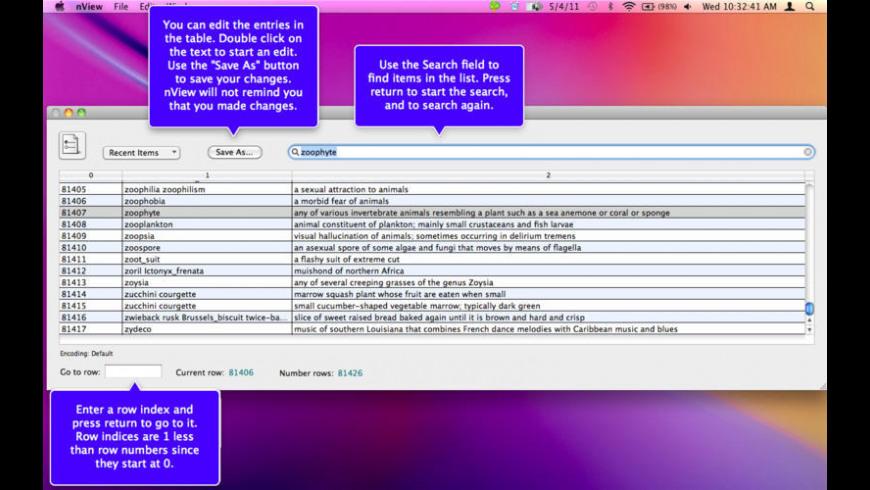 nView for Mac - review, screenshots