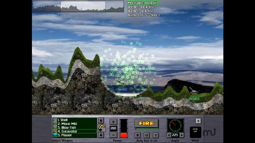 Atomic Cannon for Mac - review, screenshots