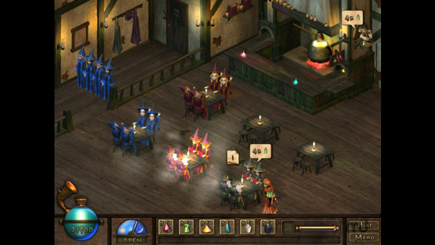 Mystic Inn for Mac - review, screenshots