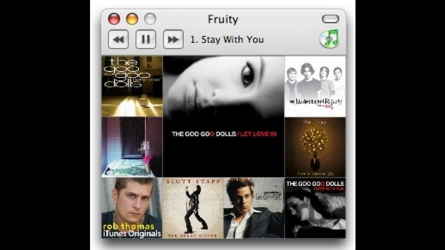 Fruity for Mac - review, screenshots