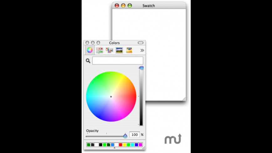 GiantColorSwatch for Mac - review, screenshots