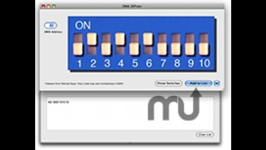 DMX DIPster for Mac - review, screenshots