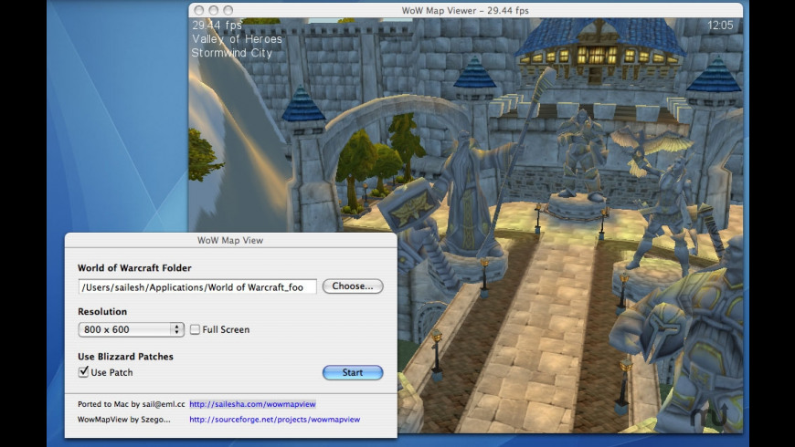 WoWmapview 3 0 Free Download for Mac | MacUpdate