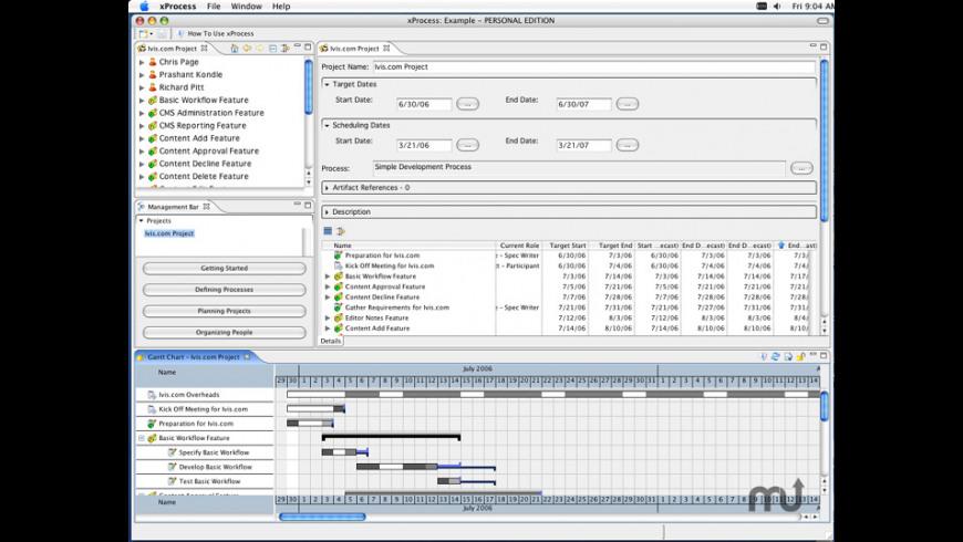 xProcess for Mac - review, screenshots