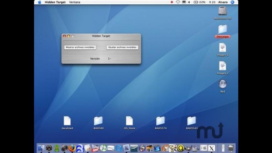 Hidden Target for Mac - review, screenshots