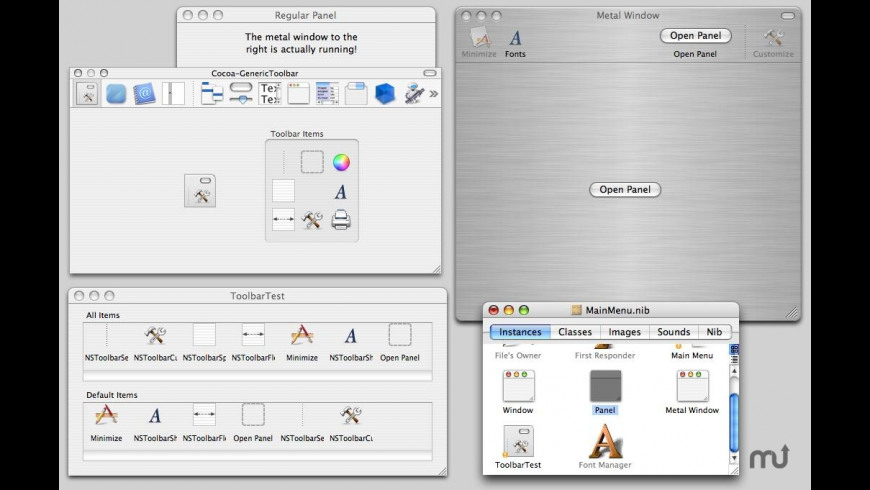 GenericToolbar for Mac - review, screenshots
